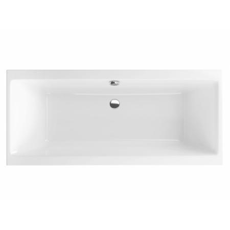 Excellent Pryzmat Slim Wanna prostokątna 180x80,5 cm akrylowa, biała WAEX.PRY18WHS
