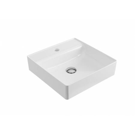 Excellent Rima 2.0 Umywalka nablatowa 40x40 cm biała CEEX.4901.400.WH