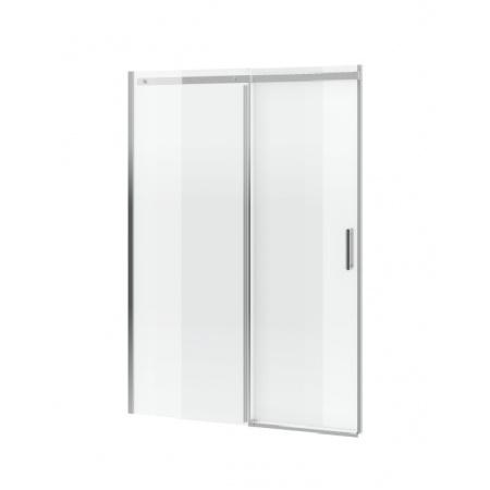 Excellent Rols Drzwi prysznicowe 140x200 cm przesuwne, profile chrom szkło przezroczyste Clean Control KAEX.2612.1400.LP