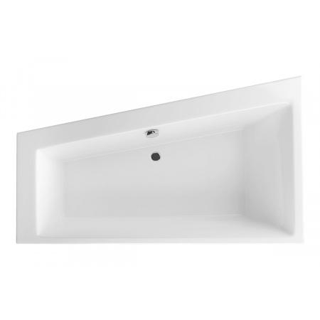 Excellent Sfera Slim Wanna narożna 170x100,5 cm akrylowa lewa, biała WAEX.SFL17WHS