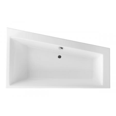 Excellent Sfera Slim Wanna narożna 170x100,5 cm akrylowa prawa, biała WAEX.SFP17WHS