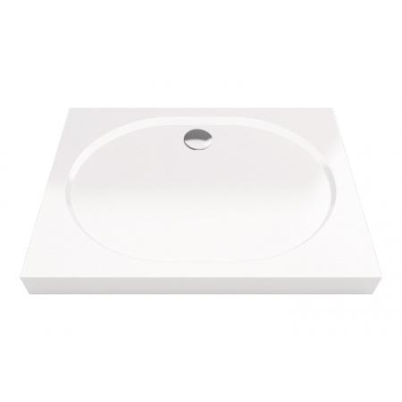 Excellent Sublime Compact Brodzik prostokątny 90x120 cm wysoki, biały BREX.SUB12WHC