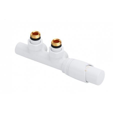 Excellent Volaro Zestaw termostatyczny zintegrowany 5 cm prawy biały mat GREX.VO50P.WH