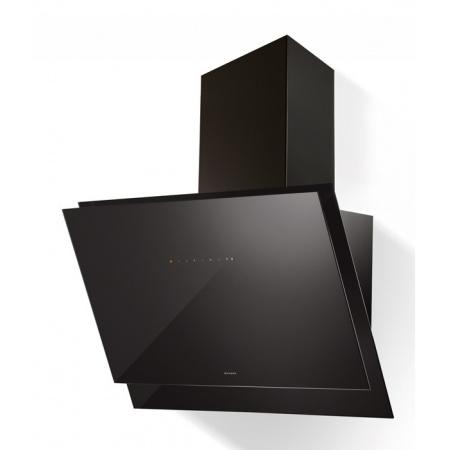 Faber Black Tie BRS BK 80 Okap przyścienny 80 cm, czarny 110.0256.170