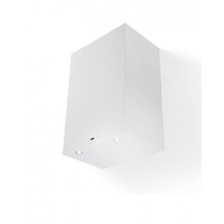 Faber Cubia Gloss EG8 WH 45 Active Okap przyścienny 45 cm, biały 110.0156.637
