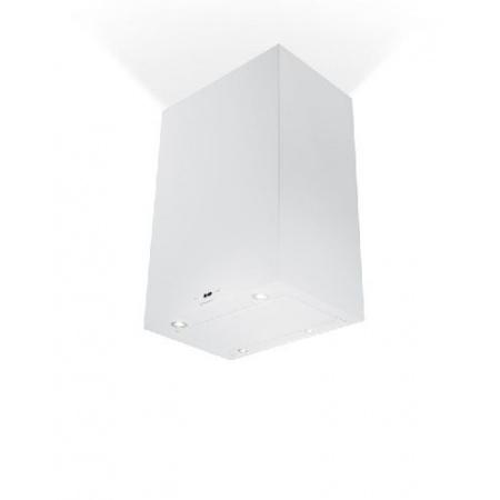 Faber Cubia Isola Gloss EG8 WH 60 Active Okap wyspowy 60 cm, biały 110.0157.072