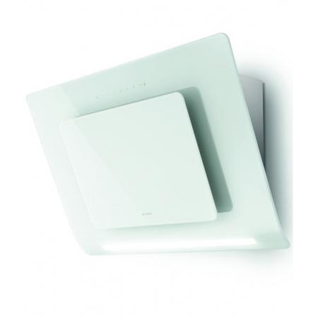 Faber Infinity WH 80 Okap przyścienny 80 cm, biały 110.0324.930