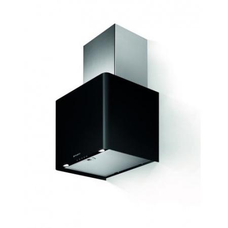 Faber Lithos EG6 BK 45 Okap przyścienny 45 cm, czarny 110.0255.510