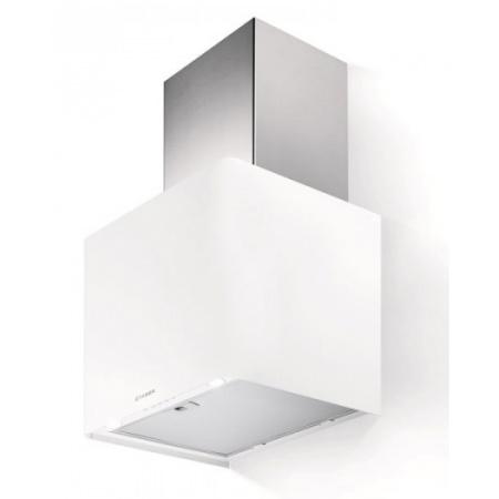 Faber Lithos EG6 WH CORIAN 45 Okap przyścienny 45 cm, biały matowy 110.0255.511
