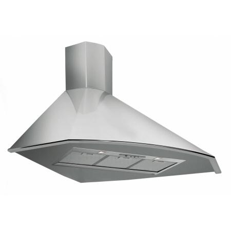 Falmec Design Futura Angolo Okap narożny 100 cm, stalowy FALDESIGNFUTURAN100