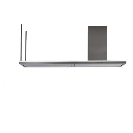 Falmec Design Lumen Isola Okap wyspowy 175 cm, stalowy FALDESIGNLUMENW175800