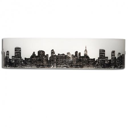 Falmec Mirabilia New York Lampa przyścienna 40,5x8x10 cm, szkło dekoracyjne FALMIRABILIANYLP
