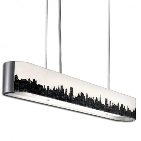 Falmec Mirabilia New York Lampa wisząca 101x12x12 cm, szkło dekoracyjne FALMIRABILIANYLW