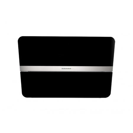Falmec Silence - NRS Flipper Okap przyścienny 85x34,9 cm, czarny CFPN85.E2P2#ZZZQ490F