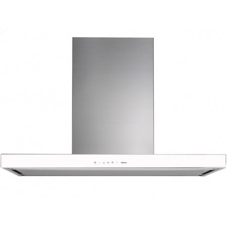 Falmec Silence - NRS Lumina Okap przyścienny 90x48 cm, biały CLMN90.00P2#BCOI490F