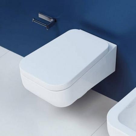Flaminia Como Muszla klozetowa miska WC podwieszana 52,5x36x22 cm, biała CM118