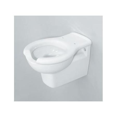 Flaminia Disabili Muszla klozetowa miska WC podwieszana 55x38x37 cm, biała G1048