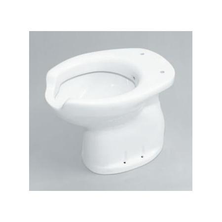 Flaminia Disabili Muszla klozetowa miska WC stojąca 56x39x49 cm, biała G1007