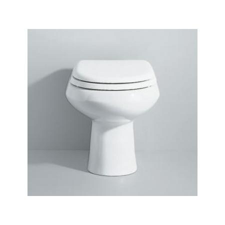 Flaminia Metro Muszla klozetowa miska WC stojąca 52x39x37,5 cm, biała 3021