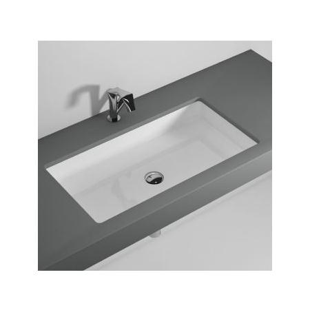 Flaminia Miniwash Umywalka podblatowa 70x35x12 cm, biała MW75SP