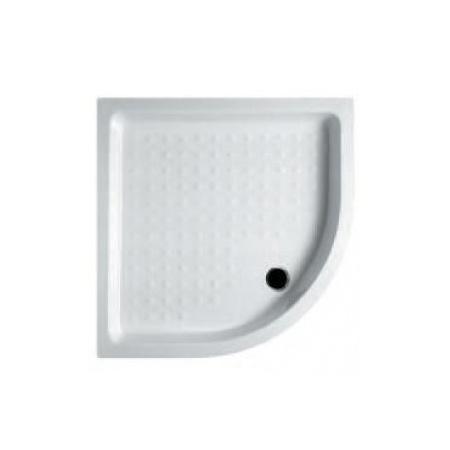 Flaminia Piatti Doccia Brodzik półokrągły 75x75 cm, biały PD75A