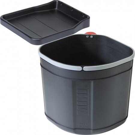 Franke Sorter Mini Sortownik do odpadów, czarny 121.0176.518