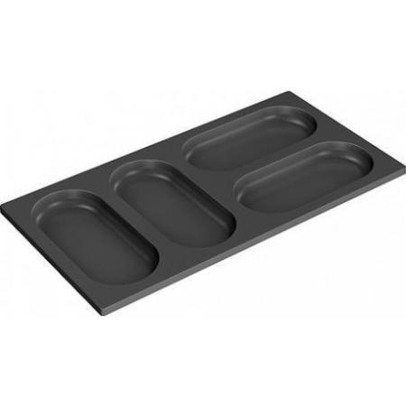 Franke Wkładka ociekowa Style SYG 611, czarna 112.0482.140