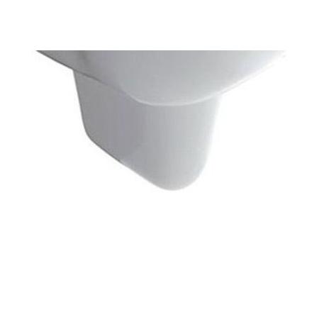 Galassia Ergo Półpostument 22x33x35cm, biały 7121