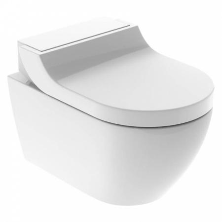 Geberit AquaClean Tuma Classic Toaleta WC myjąca 59x39,5 cm z deską biała 146.092.11.1