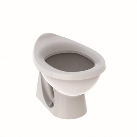 Geberit Bambini Toaleta WC stojąca 37,5x28 cm dziecięca, biała 211650000