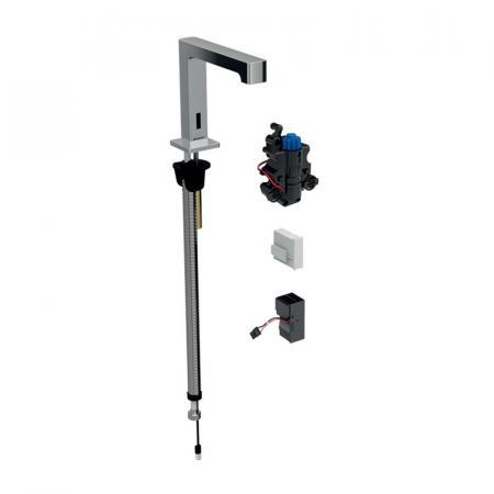 Geberit Brenta Bateria umywalkowa bezdotykowa termostatyczna chrom połysk 116.197.21.1