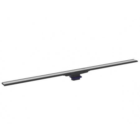 Geberit CleanLine60 Rynna zbiorcza 90 cm do odpływu liniowego, stal nierdzewna 154.456.KS.1