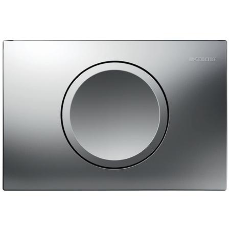 Geberit Delta11 Przycisk spłukujący do WC, chrom mat 115.120.46.1