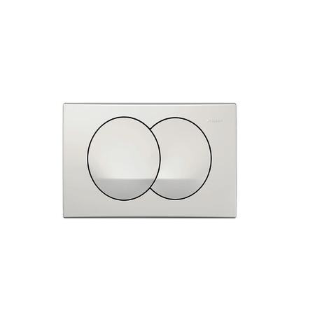Geberit Delta20 Przycisk spłukujący do WC UP100, biały 115.100.11.1