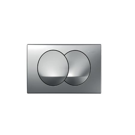 Geberit Delta20 Przycisk spłukujący do WC UP100, chrom mat 115.100.46.1