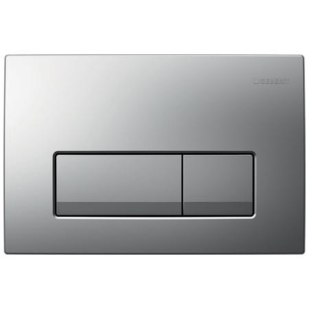 Geberit Delta51 Przycisk spłukujący do WC, chrom mat 115.105.46.1