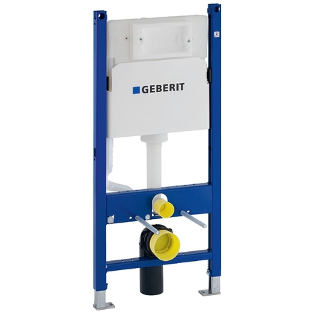 Geberit Duofix Basic Stelaż podtynkowy do WC H112 UP100 Delta, 111.153.00.1