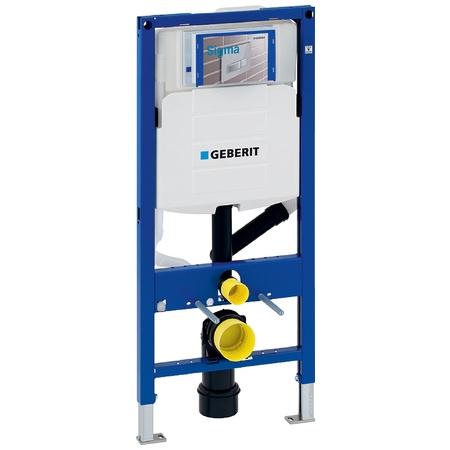 Geberit Duofix Stelaż podtynkowy do WC H112 UP320 Sigma z odciągiem, 111.370.00.5