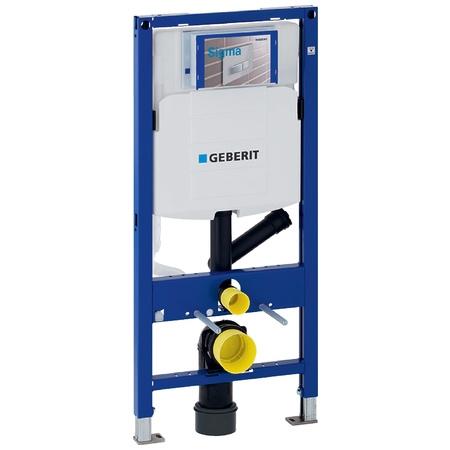 Geberit Duofix Stelaż podtynkowy do WC H112 UP320 Sigma z odciągiem bocznym 111.364.00.5