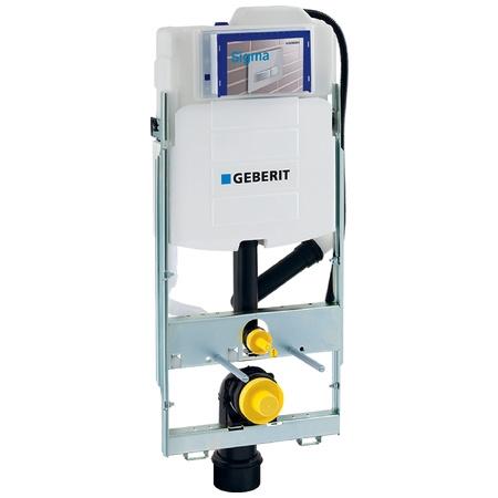 Geberit GIS Stelaż podtynkowy do WC H114 z odciągiem UP320 Sigma, 461.370.00.5