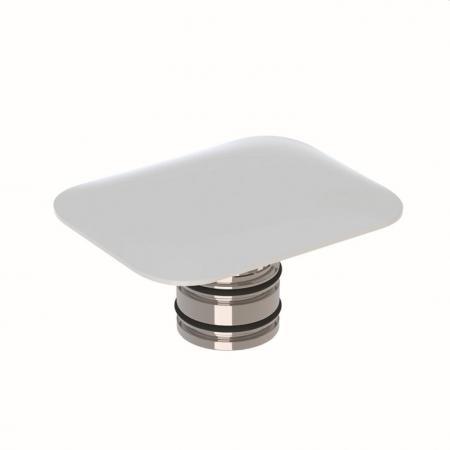 Geberit MyDay Korek ceramiczny do umywalki, biały 595775000