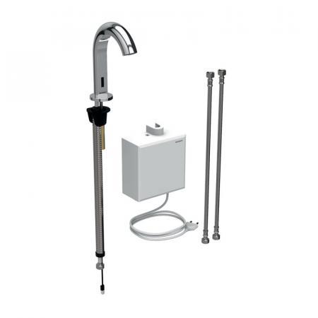 Geberit Piave Bateria umywalkowa bezdotykowa termostatyczna chrom połysk 116.167.21.1