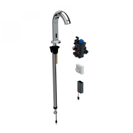 Geberit Piave Bateria umywalkowa bezdotykowa termostatyczna chrom połysk 116.188.21.1
