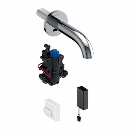 Geberit Piave Bateria umywalkowa podtynkowa bezdotykowa termostatyczna chrom połysk 116.288.21.1