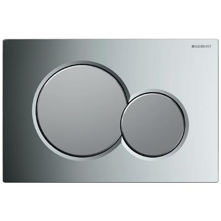Geberit Sigma01 Przycisk spłukujący do WC UP320, chrom mieszany 115.770.KA.5