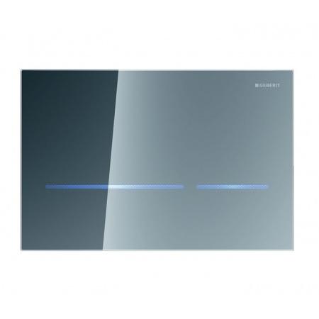 Geberit Sigma80 Przycisk spłukujący elektroniczny lustrzany 116.090.SM.1