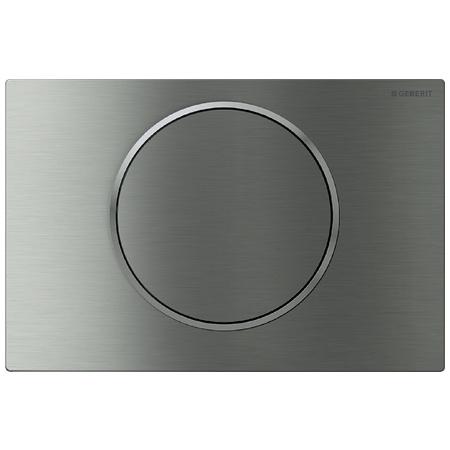 Geberit Sigma10 Przycisk spłukujący do WC UP320, stal nierdzewna 115.758.SN.5
