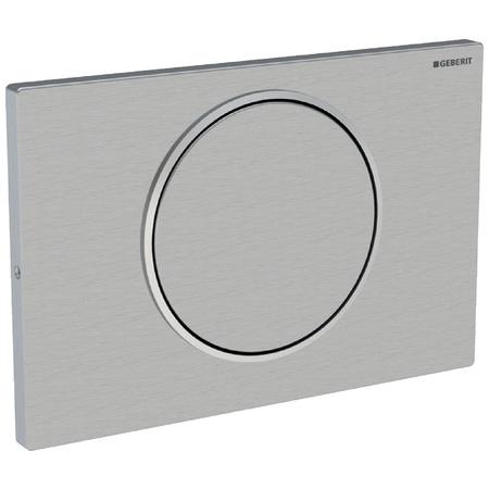 Geberit Sigma10 Przycisk spłukujący do WC UP320, stal nierdzewna 115.787.SN.5
