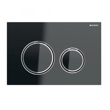 Geberit Sigma21 Przycisk spłukujący WC lava/chrom 115.884.JK.1