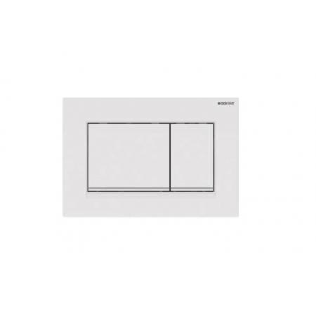 Geberit Sigma30 Przycisk spłukujący biały mat 115.883.11.1